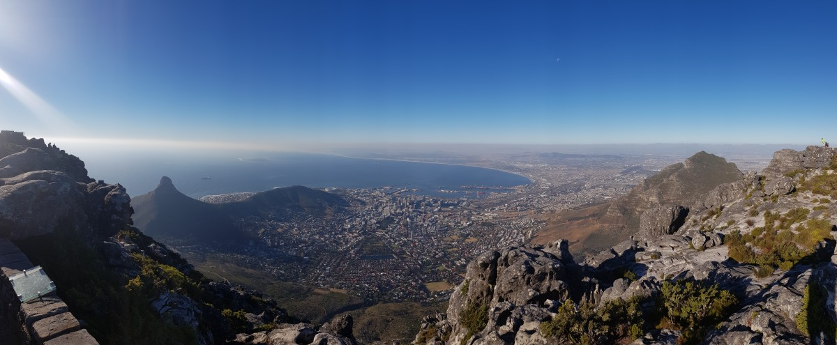table mountain afrique du sud cape town